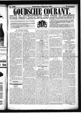 Goudsche Courant 1932-08-11