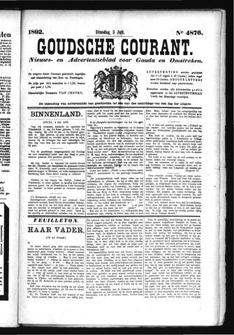 Goudsche Courant 1892-07-05