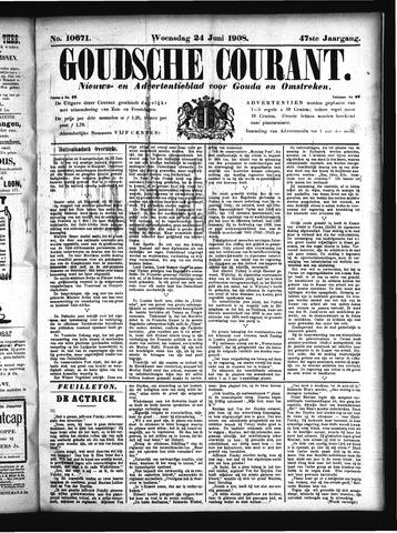 Goudsche Courant 1908-06-24