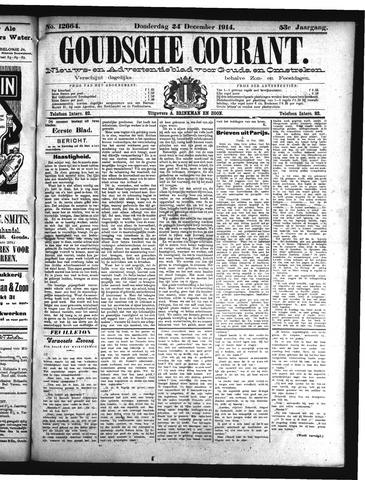 Goudsche Courant 1914-12-24