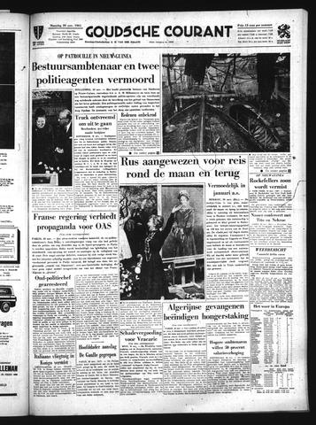 Goudsche Courant 1961-11-20