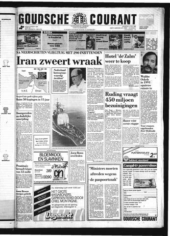 Goudsche Courant 1988-07-04