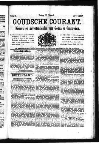 Goudsche Courant 1876-02-27