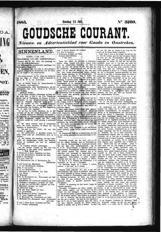 Goudsche Courant 1885-07-12