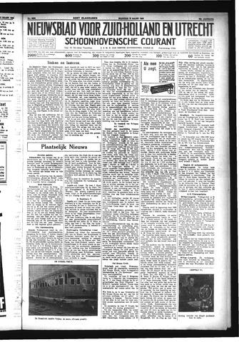 Schoonhovensche Courant 1934-03-12