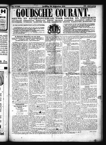 Goudsche Courant 1931-08-28