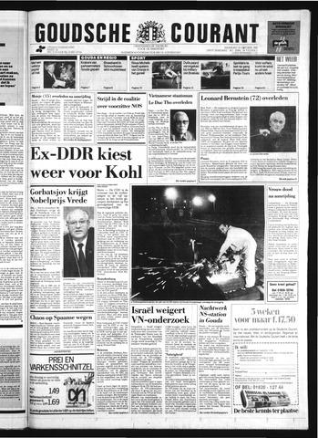 Goudsche Courant 1990-10-15