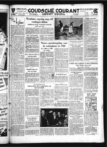 Goudsche Courant 1950-06-09