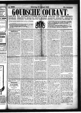 Goudsche Courant 1926-01-23