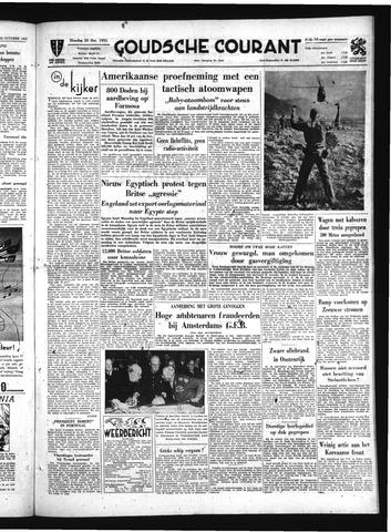 Goudsche Courant 1951-10-23