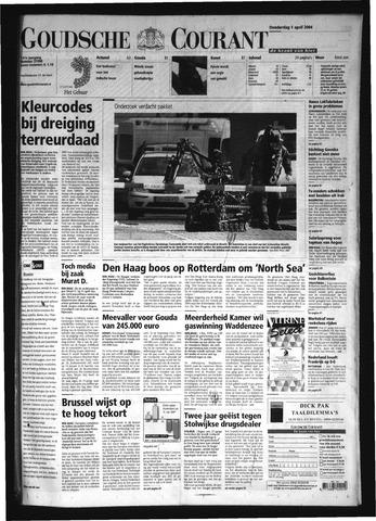 Goudsche Courant 2004-04-01