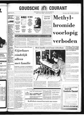 Goudsche Courant 1981-01-26