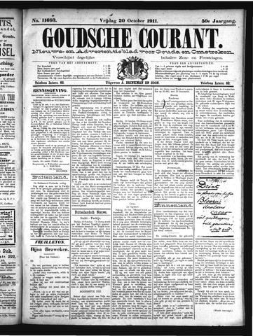Goudsche Courant 1911-10-20