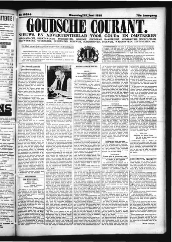 Goudsche Courant 1936-06-22