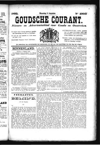 Goudsche Courant 1892-08-08