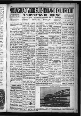 Schoonhovensche Courant 1931-03-11