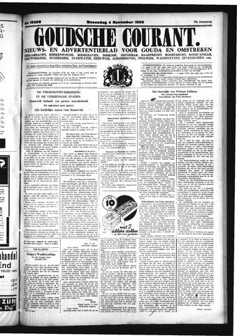 Goudsche Courant 1936-11-04