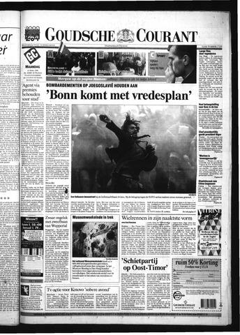 Goudsche Courant 1999-04-12