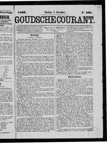 Goudsche Courant 1866-11-04