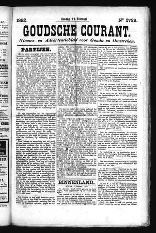 Goudsche Courant 1882-02-19