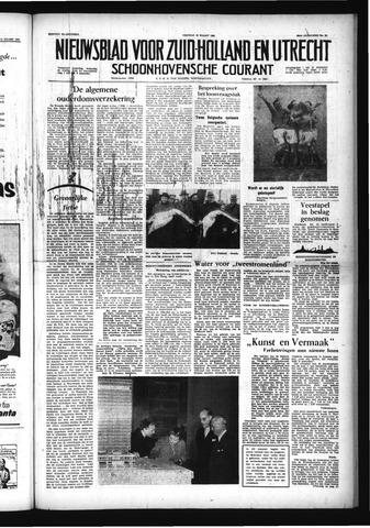 Schoonhovensche Courant 1956-03-16