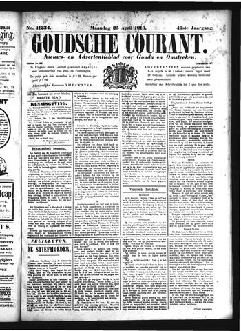 Goudsche Courant 1910-04-25
