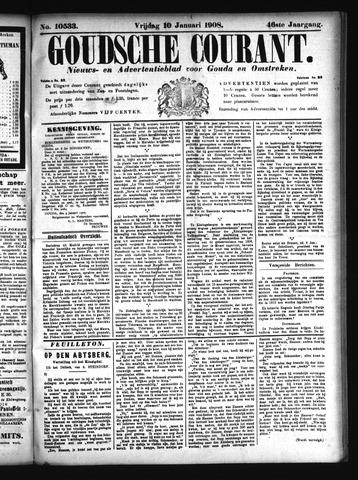 Goudsche Courant 1908-01-10