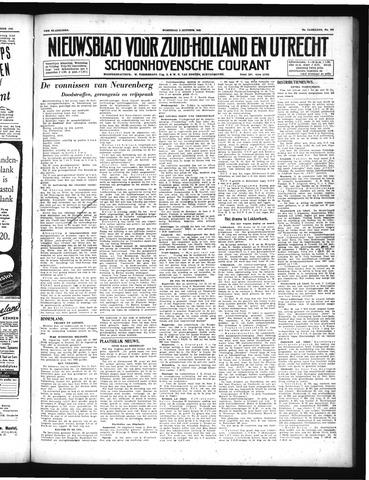 Schoonhovensche Courant 1946-10-02