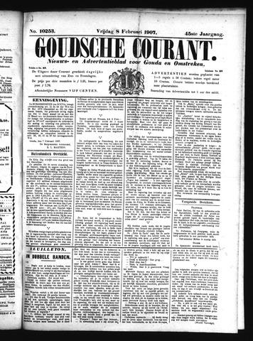 Goudsche Courant 1907-02-08