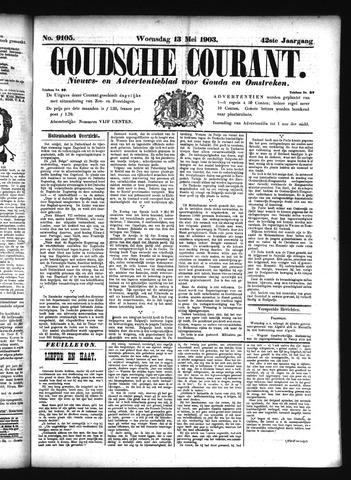 Goudsche Courant 1903-05-13
