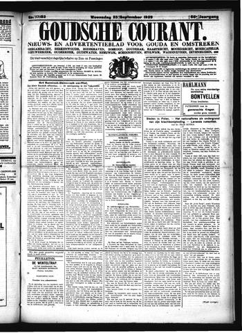 Goudsche Courant 1929-09-25