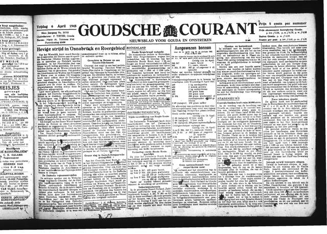Goudsche Courant 1945-04-06