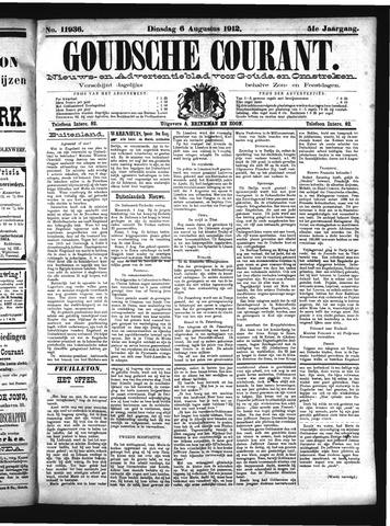 Goudsche Courant 1912-08-06