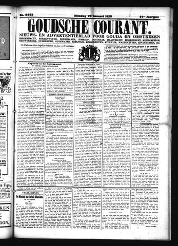 Goudsche Courant 1929-01-29