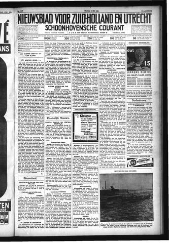 Schoonhovensche Courant 1932-05-06