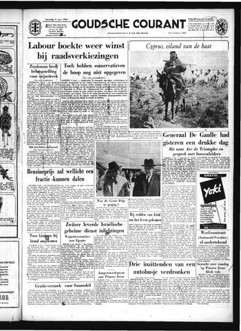 Goudsche Courant 1964-05-09