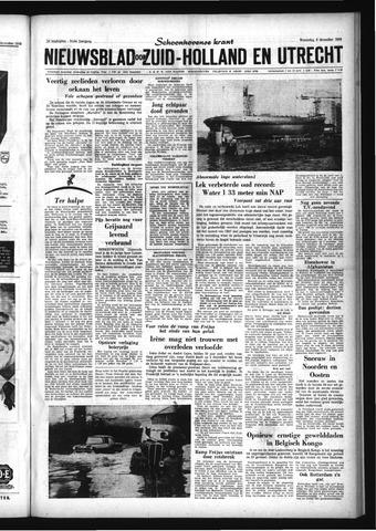 Schoonhovensche Courant 1959-12-09