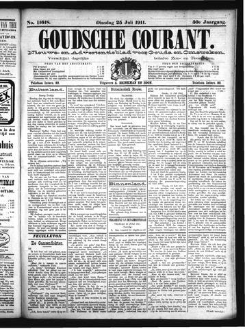 Goudsche Courant 1911-07-25