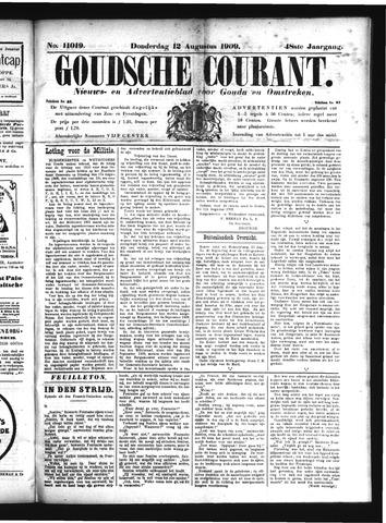 Goudsche Courant 1909-08-12