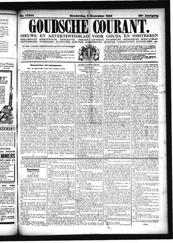 Goudsche Courant 1929-12-05