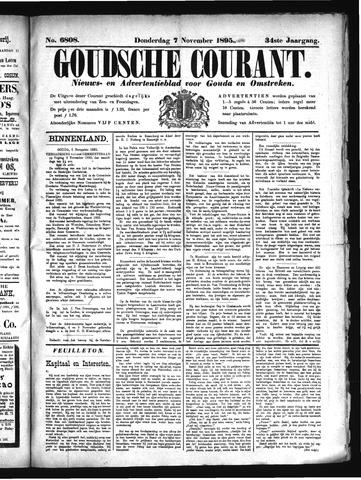 Goudsche Courant 1895-11-07
