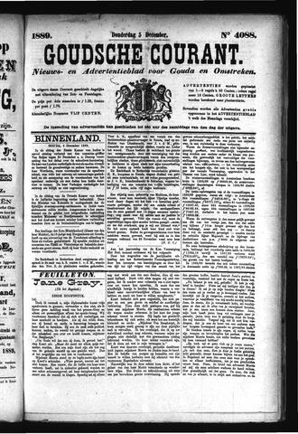 Goudsche Courant 1889-12-05