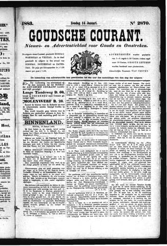 Goudsche Courant 1883-01-14
