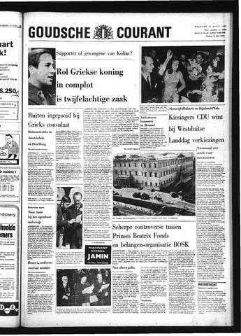 Goudsche Courant 1967-04-24