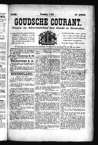 Goudsche Courant 1882-07-05