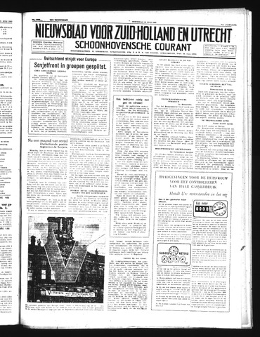 Schoonhovensche Courant 1941-07-23