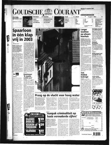 Goudsche Courant 2002-08-13