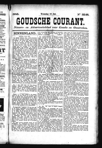 Goudsche Courant 1885-06-12