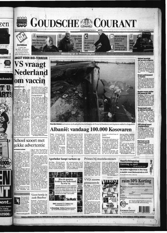 Goudsche Courant 1999-04-17