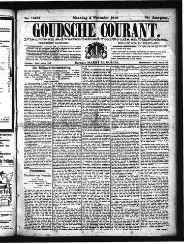 Goudsche Courant 1919-11-03